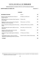 IETE Journal of Research