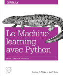 Pdf Machine learning avec Python ANNULE Telecharger