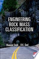Engineering Rock Mass Classification Book