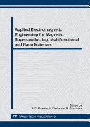 Pdf Applied Electromagnetic Engineering for Magnetic, Superconducting, Multifunctional and Nano Materials Telecharger