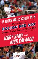 If These Walls Could Talk: Boston Red Sox Pdf/ePub eBook
