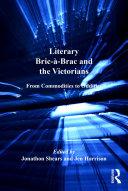 Literary Bric    Brac and the Victorians