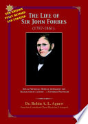 The Life Of Sir John Forbes