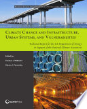 Climate Change And Infrastructure Urban Systems And Vulnerabilities Book PDF