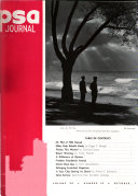 PSA Journal
