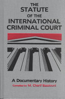 The Statute of the International Criminal Court