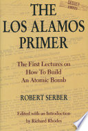 The Los Alamos Primer Book PDF