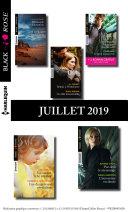 Pdf 10 romans Black Rose + 1 gratuit (n°541 à 545 - Juillet 2019) Telecharger