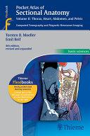 Pocket Atlas of Sectional Anatomy  Volume II  Thorax  Heart  Abdomen  and Pelvis