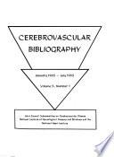 Cerebrovascular Bibliography Book