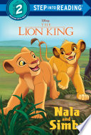 Nala and Simba  Disney The Lion King