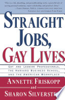 Straight Jobs Gay Lives Book