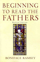 Beginning to Read the Fathers