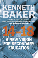 Cover of 14-18 - A New Vision for Secondary Education