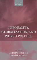 Inequality  Globalization  and World Politics