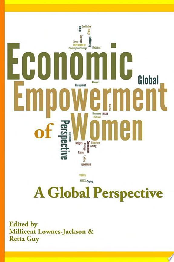 The Economic Empowerment of Women: A Global Perspective banner backdrop