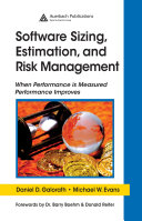 Software Sizing, Estimation, and Risk Management