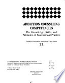 Addiction Counseling Competencies Book PDF