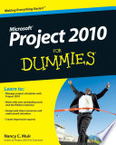 Free Project 2010 For Dummies Read Online