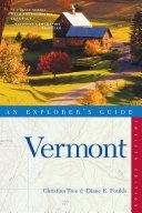 Explorer s Guide Vermont