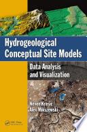 Hydrogeological Conceptual Site Models