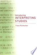 """Introducing Interpreting Studies"" by Franz Pöchhacker"