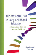 Cover of Professionalism in Early Childhood Education