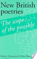 New British Poetries