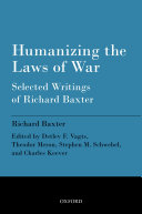 Pdf Humanizing the Laws of War