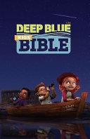 Ceb Common English Bible Deep Blue Kids Bible Hardcover