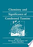 Chemistry and Significance of Condensed Tannins