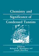 Chemistry and Significance of Condensed Tannins Pdf/ePub eBook