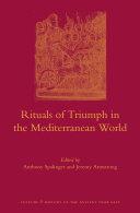 Rituals of Triumph in the Mediterranean World