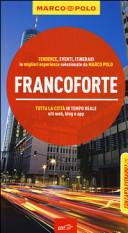Guida Turistica Francoforte. Con atlante stradale Immagine Copertina