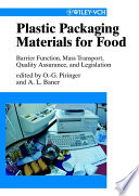 Plastic Packaging Materials for Food