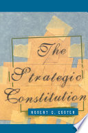 The Strategic Constitution