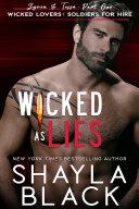 Wicked as Lies (Zyron & Tessa, Part One) [Pdf/ePub] eBook