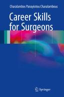 Career Skills for Surgeons
