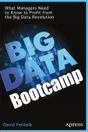 Big Data Bootcamp ebook