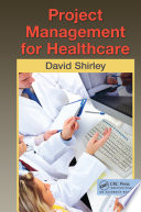 Project Management For Healthcare Book PDF