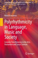 Polyrhythmicity in Language, Music and Society Pdf/ePub eBook