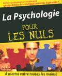 La Psychologie Pour les Nuls Pdf/ePub eBook