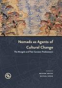 Nomads as Agents of Cultural Change [Pdf/ePub] eBook
