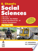 S. CHAND'S SOCIAL SCIENCES FOR CLASS 8