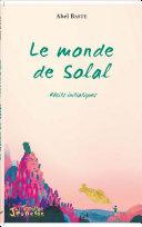 Le monde de Solal Book