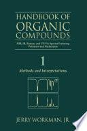 The Handbook of Organic Compounds  Three Volume Set