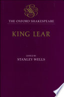 The Oxford Shakespeare  The History of King Lear  The 1608 Quarto