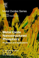 Metal Oxide Nanostructured Phosphors