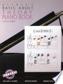 Alfred S Basic Adult Piano Course Theory Book 3 Book PDF