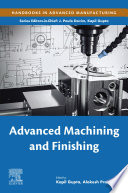 Advanced Machining and Finishing